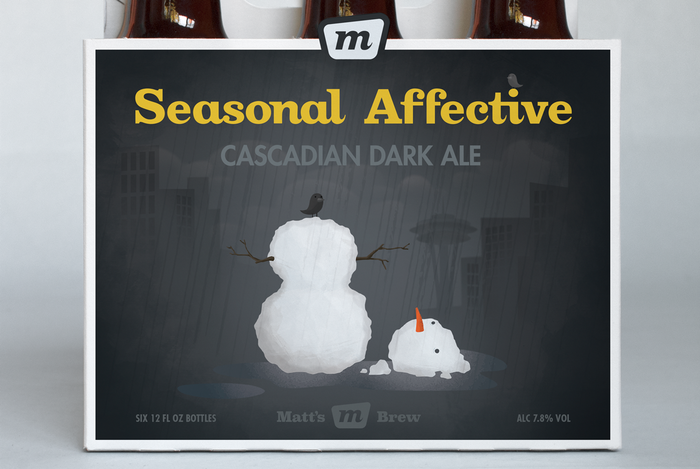 Seasonal Affective Cascadian Dark Ale 4