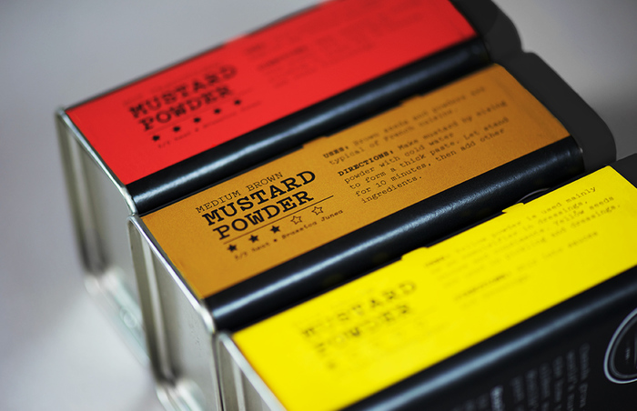 Kozlik's Mustard Powder 3