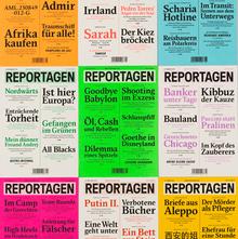<cite>Reportagen</cite> Magazine