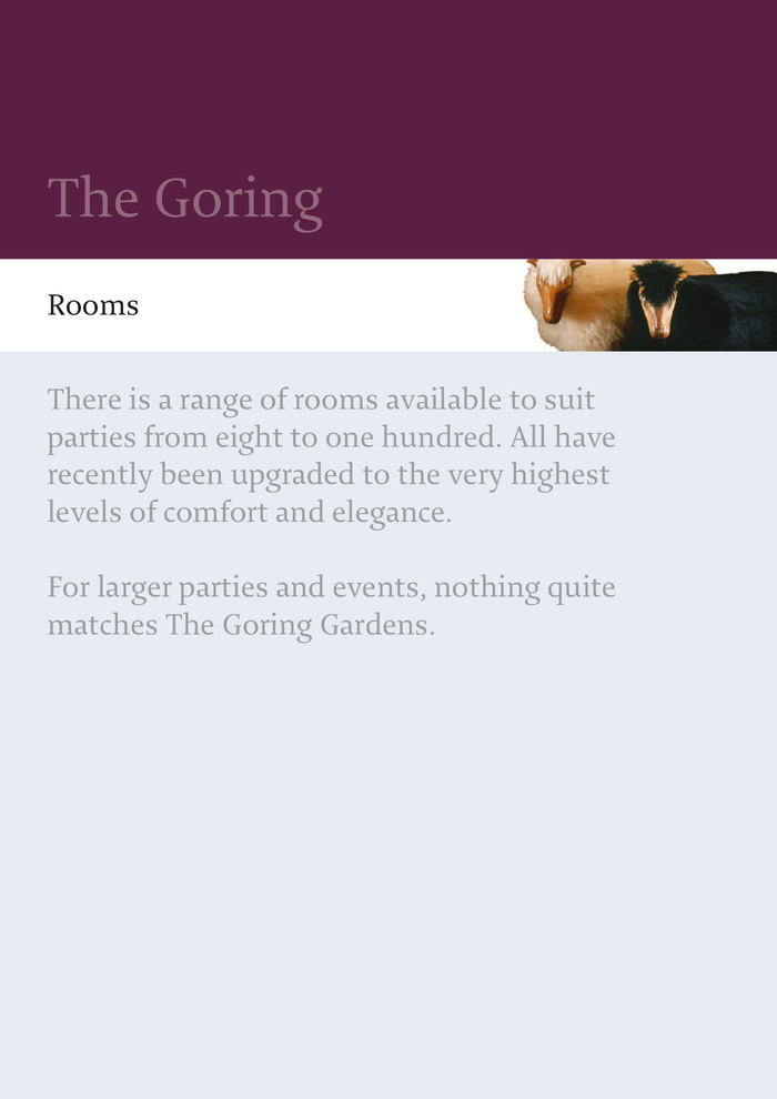 The Goring 2