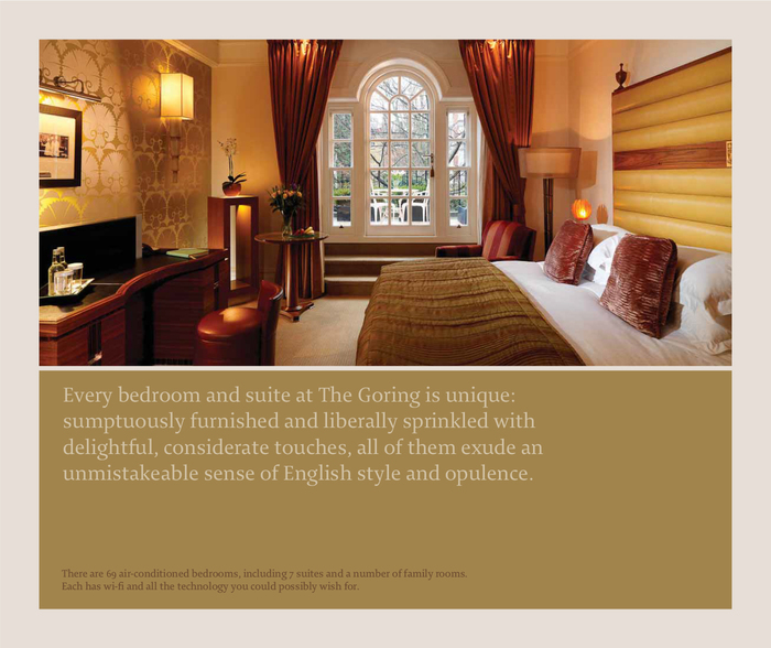 The Goring 4