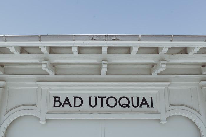 Utoquai lake resort, Zurich 2