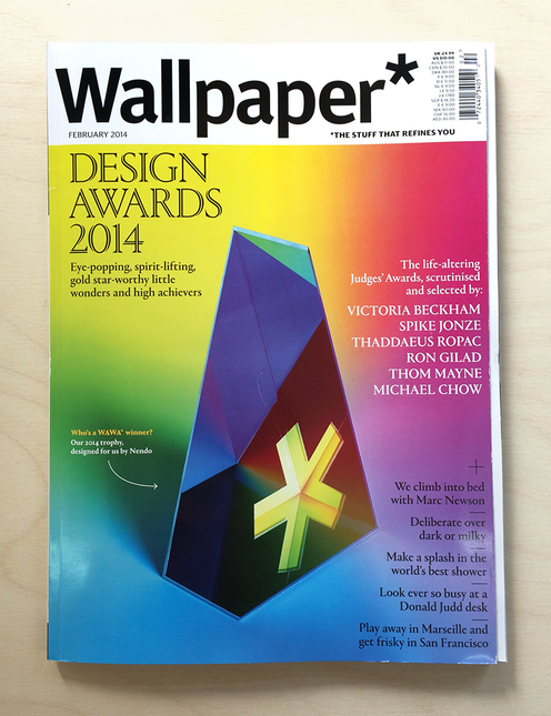Wallpaper* magazine, 2013 Redesign 3