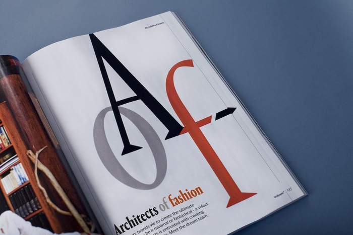 Wallpaper* magazine, 2013 Redesign 9
