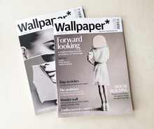 <cite>Wallpaper*</cite> magazine, 2013 Redesign