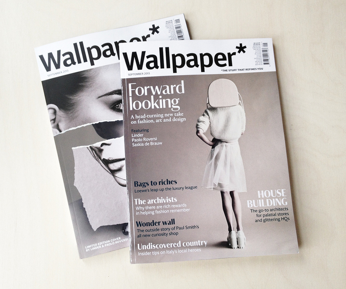 Wallpaper* magazine, 2013 Redesign 13