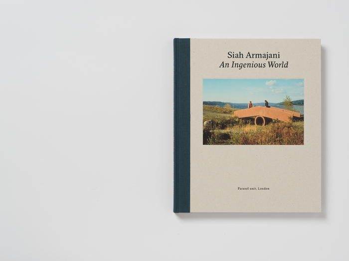 Siah Armajani catalogue 1