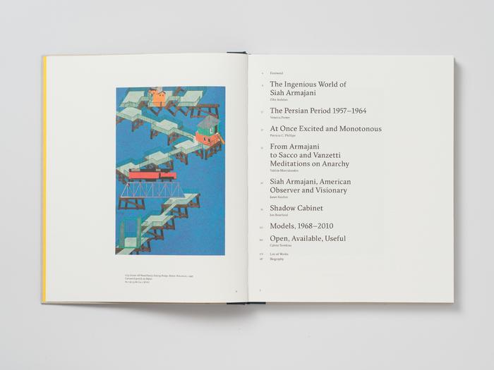 Siah Armajani catalogue 2