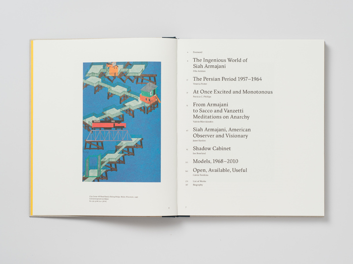 Siah Armajani catalogue 2