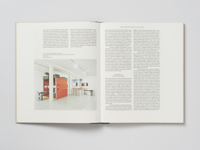 Siah Armajani catalogue 3