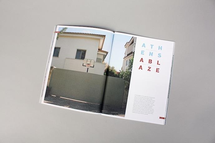 Boat Magazine, Issue 4: Athens 2