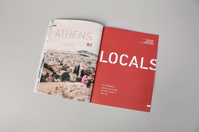 Boat Magazine, Issue 4: Athens 4