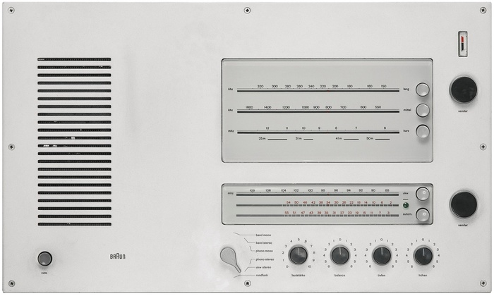 Braun TS 45 control unit 1
