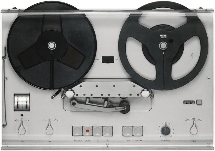 Braun TG 60 tape recorder 1