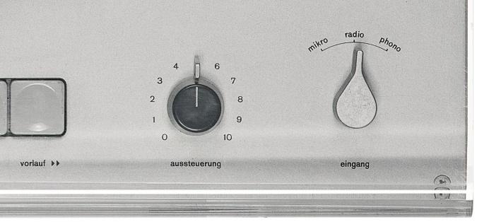 Braun TG 60 tape recorder 3