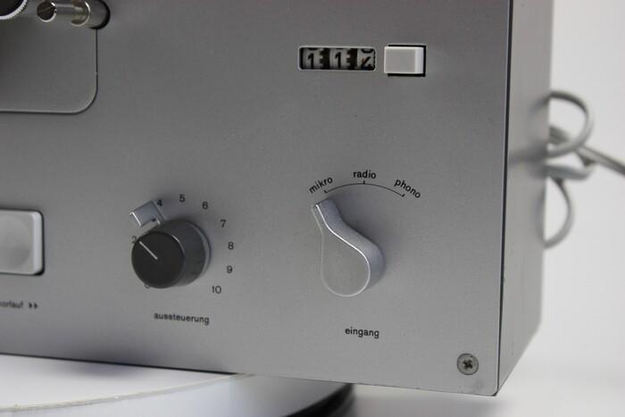 Braun TG 60 tape recorder 6