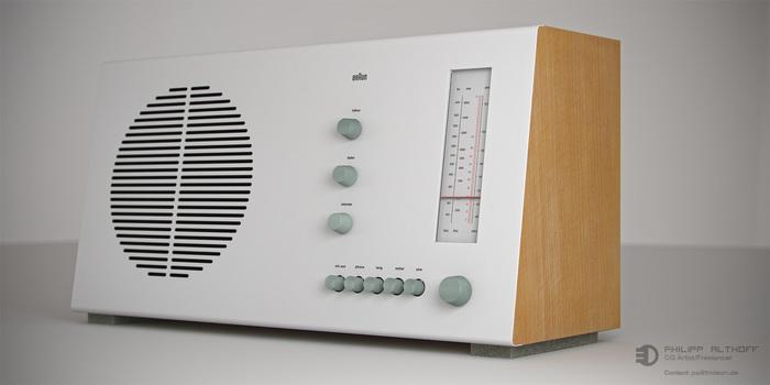 Braun RT 20 1