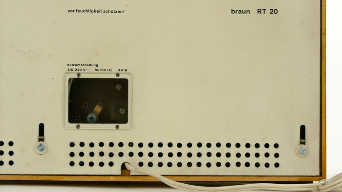 Braun RT 20 5