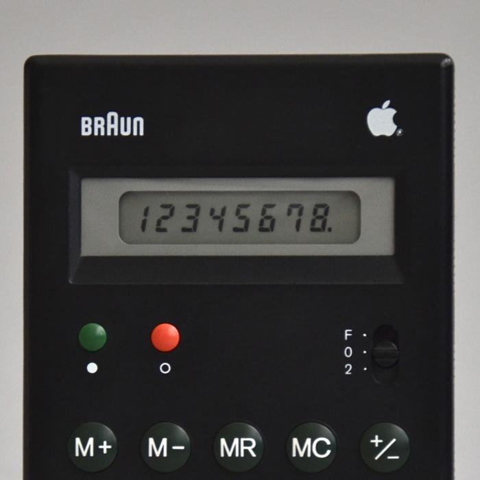Braun ET 55 pocket calculator 4