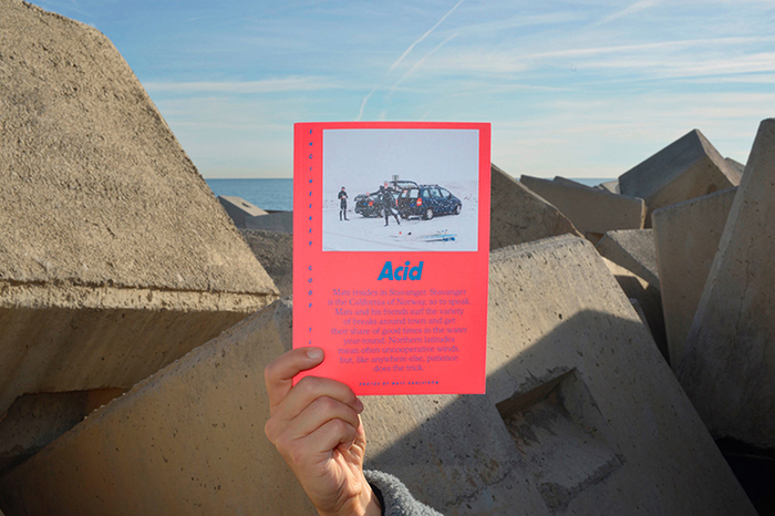 Acid surf magazine, Issue 2 7