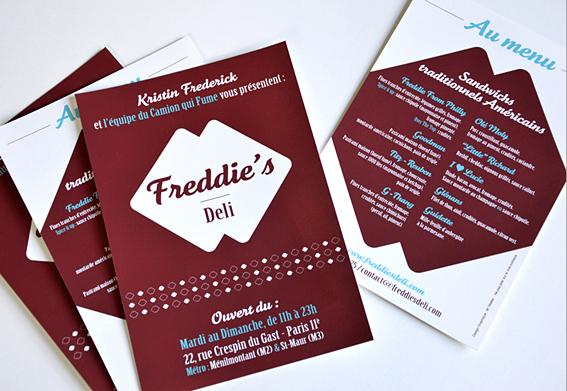Freddie's Deli 4