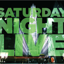 <cite>Saturday Night Live</cite> opening/intro titles (2009–12)