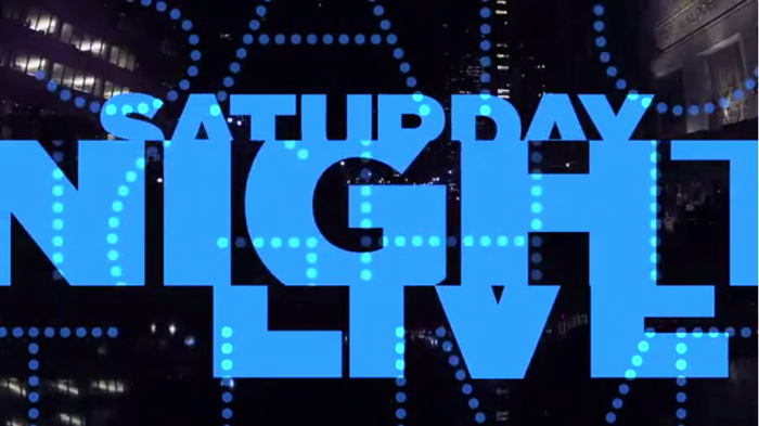 Saturday Night Live opening/intro titles (2012–14) 5