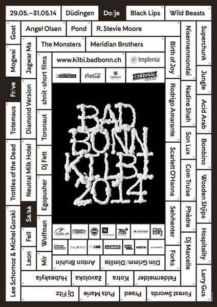 Bad Bonn Kilbi 2014 1