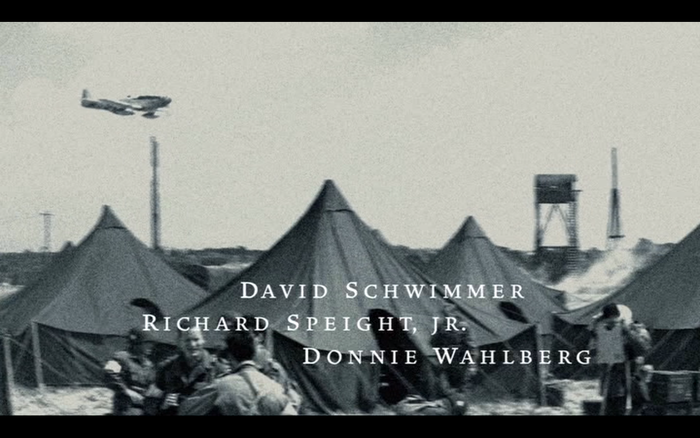 Band of Brothers opening title sequence 3