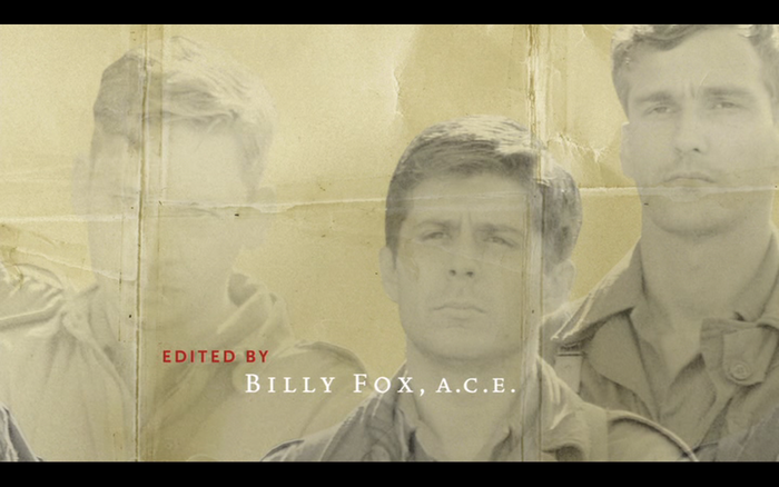 Band of Brothers opening title sequence 4
