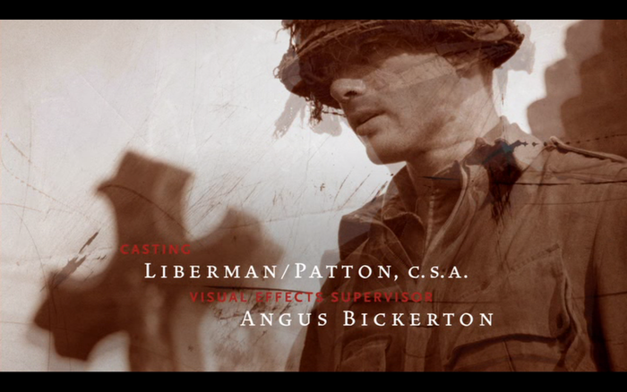 Band of Brothers opening title sequence 6