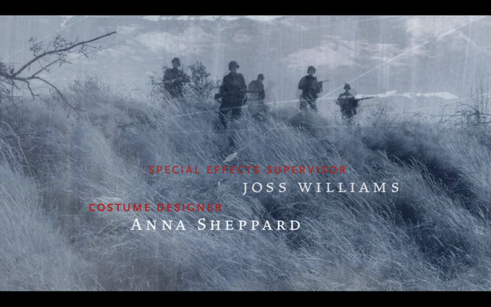 Band of Brothers opening title sequence 7