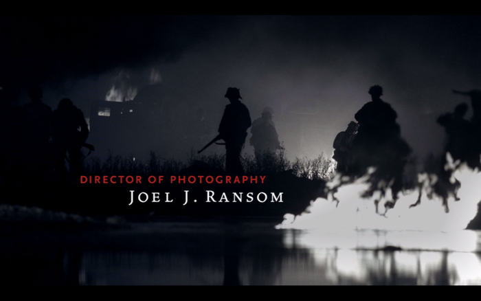Band of Brothers opening title sequence 8