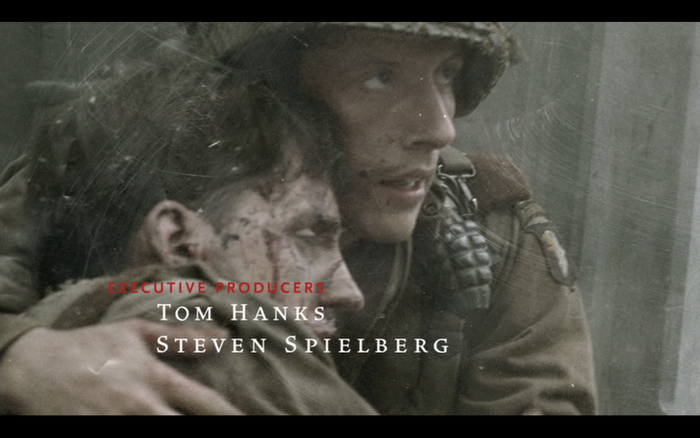 Band of Brothers opening title sequence 9