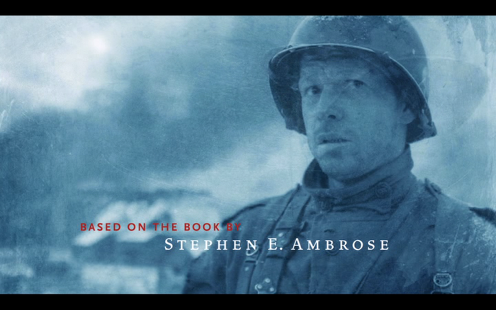 Band of Brothers opening title sequence 10