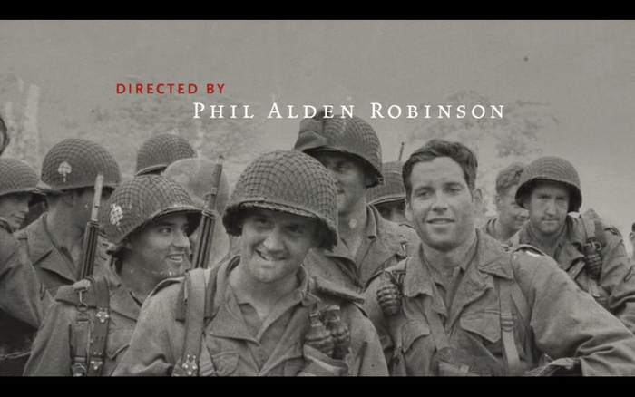 Band of Brothers opening title sequence 11