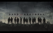<cite>Band of Brothers</cite> opening title sequence