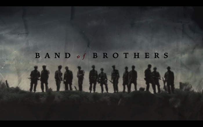 Band of Brothers opening title sequence 12