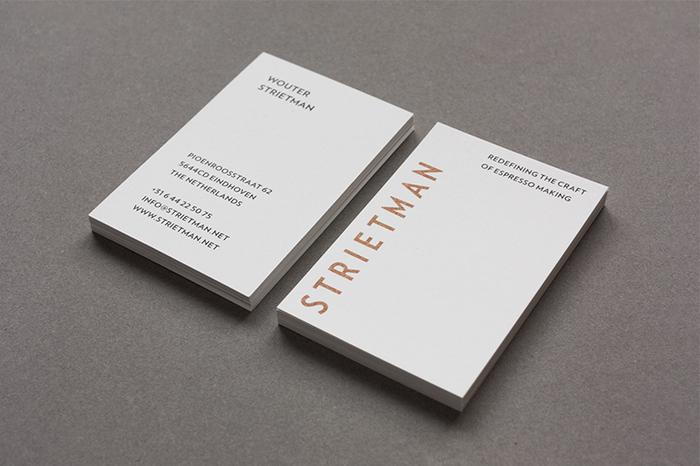 Strietman Visual Identity 2