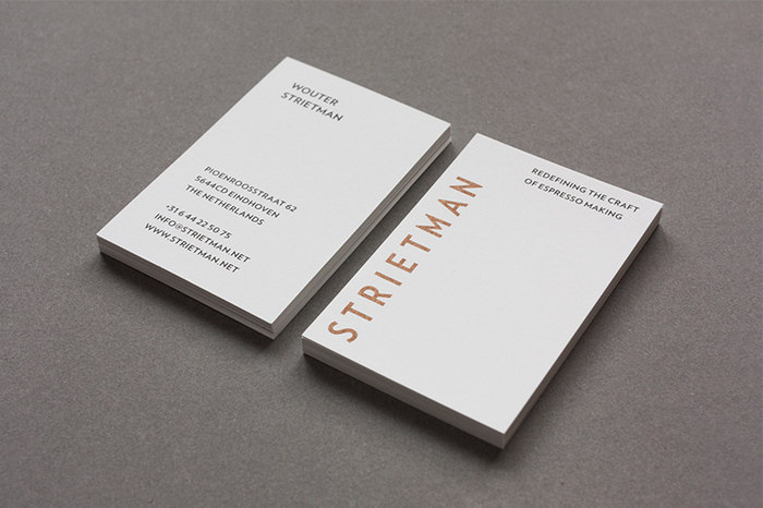 Strietman Visual Identity 2