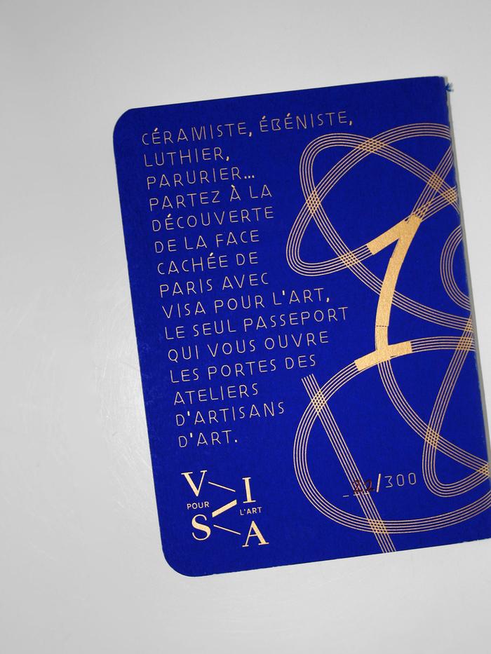 Visa pour l'art 1