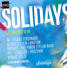 Solidays Poster 2014