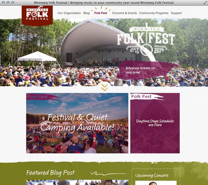 Winnipeg Folk Fest 4