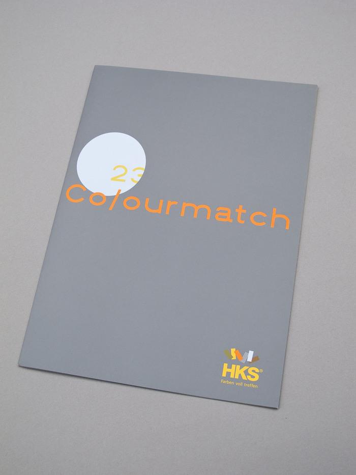 HKS Colourmatch 23 1