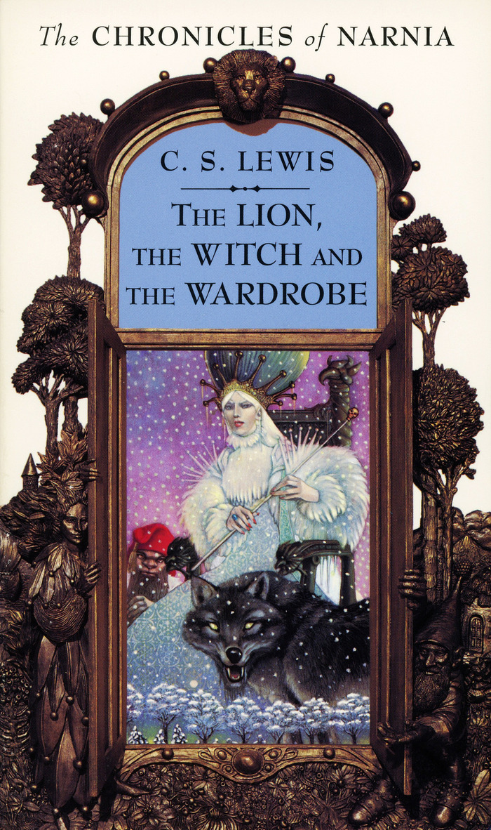 The Chronicles of Narnia by C.S. Lewis, Harper Collins 3