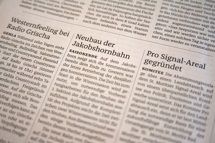 Bündner Tagblatt 11