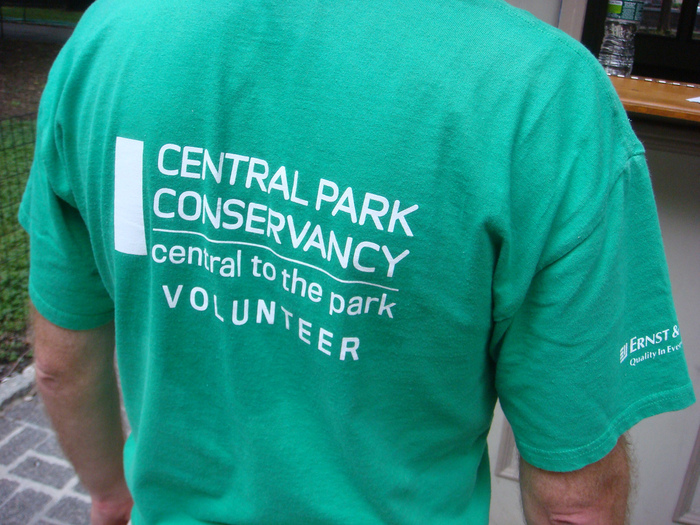 New York City Central Park identity & signs 4