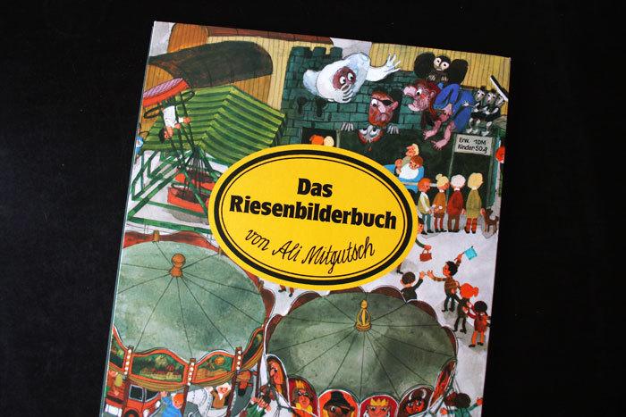 Das Riesenbilderbuch by Ali Mitgutsch 1