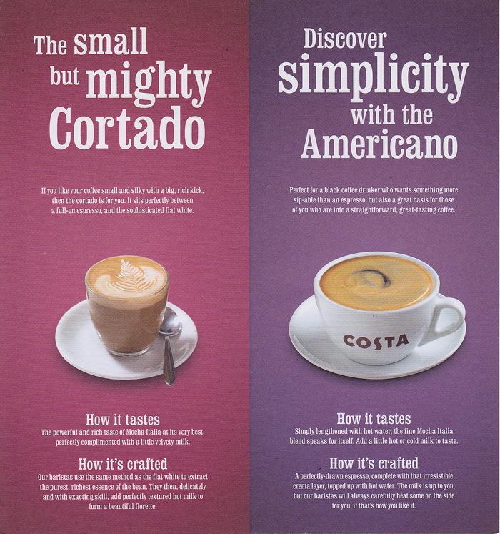 Costa Coffee 2