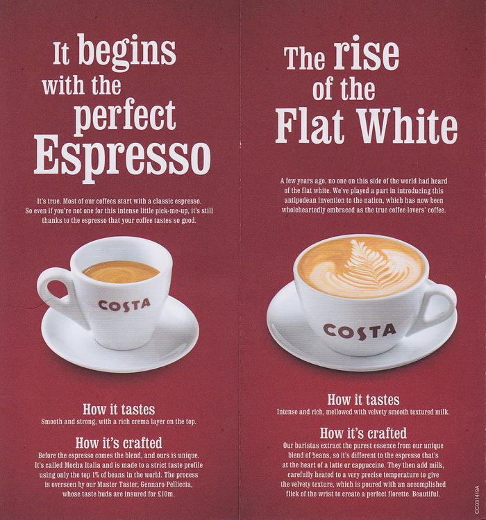 Costa Coffee 3